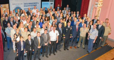 The Alumni Association George C. Marshall Club – Bulgaria held two-day Security Capability Development workshop