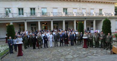 26-та годишна среща на възпитаниците на американските военни, полицейски и специализирани учебни заведения в областта на сигурността и отбраната